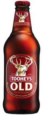 Tooheys Old - La birra che Caine beve a Yass