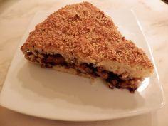 Ildikó receptjei: Almás-fahéjas-diós sütemény