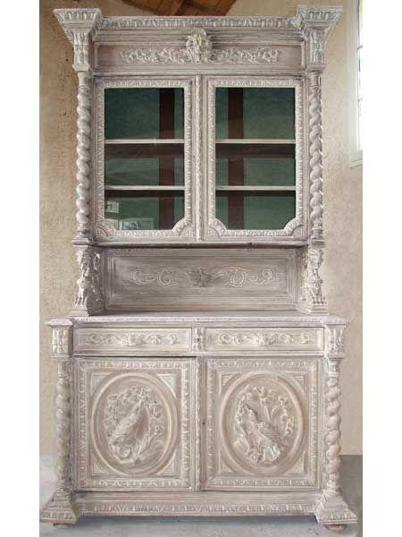1000 id es sur le th me c ruse sur pinterest meuble - Peinture effet blanchi ...