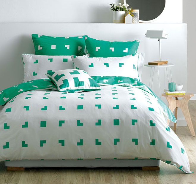 deco-city-living-meta-quilt-cover-set-range-green