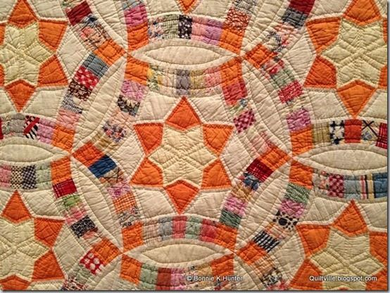 158 best Double Wedding Ring Quilts images on Pinterest   Wedding ... : hershey quilt show - Adamdwight.com