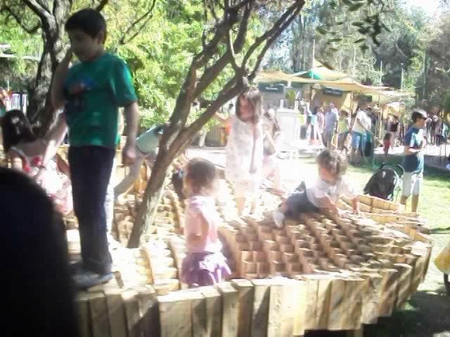 """Jardin Topografico by Francisco Lara. Diseño ganador realizado para el evento """"JARDIENRA 2012"""" organizado por la revista vivienda y decoracion."""