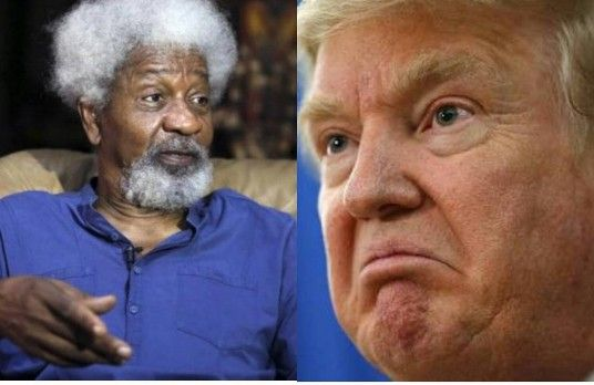 I will tear my Green Card when Donald Trump is sworn in  Wole Soyinka   Professor Wole Soyinka has confirmed he will keep to his word about tearing his Green Card on the Inauguration day of the 45th USA President  Donald Trump. Wole Soyinka is against Donald Trump becoming 45th U.S President. Wetin consign am? Last week the Professor made the statement while giving a speech to the students of Oxford University in England. According to him: If in the unlikely he does win the first thing he…