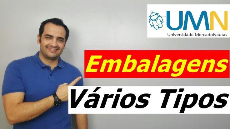 TIPOS DE EMBALAGENS PARA MERCADO LIVRE - COMO VENDER NO MERCADO LIVRE