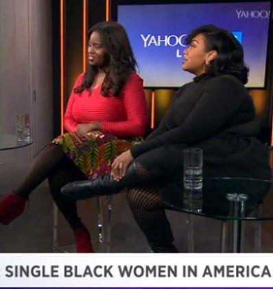 MadameNoire Managing Editor Brande Victorian discusses single Black women in America with Yahoo.