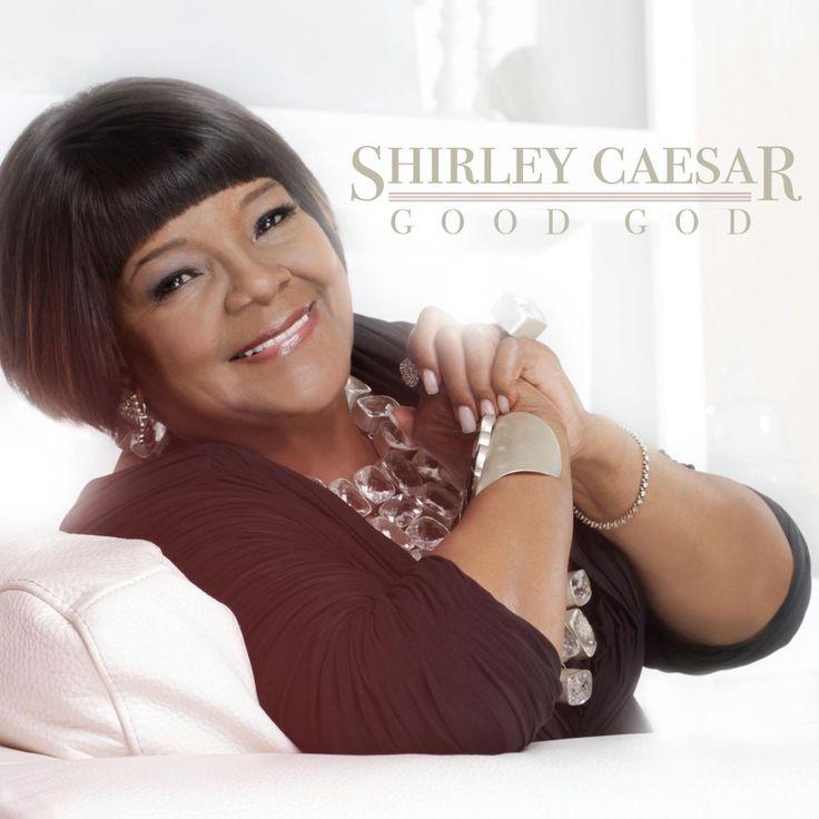 "images of gospel artist   Gospel Singer and Pastor Shirley Caesar To Release New Album ""Good ..."
