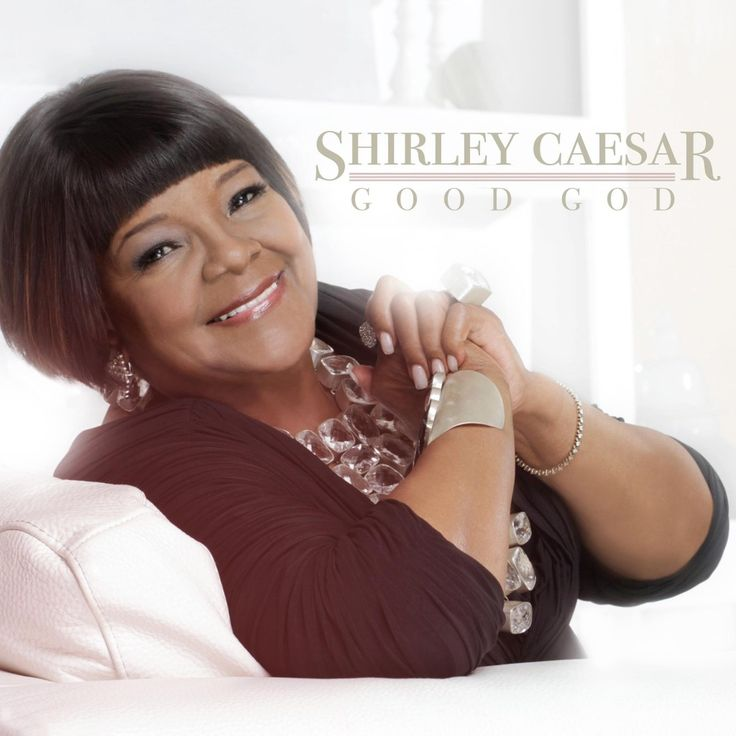 "images of gospel artist | Gospel Singer and Pastor Shirley Caesar To Release New Album ""Good ..."