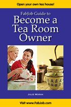 """One of the great rewards reaped from owning a tea room is the opportunity to meet some of the nicest people in the world. Tea drinkers are well-traveled and well-educated. They are very appreciative of beautifully-prepared foods and well-brewed teas.""     Bruce Richardson, Owner         Elmwood Fine Teas and Benjamin Press"