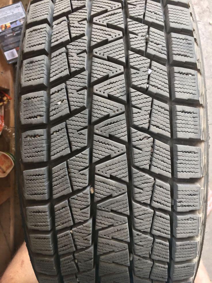 Set of 4 Bridgestone Blizzack 235/65R17 in Edmonton - letgo