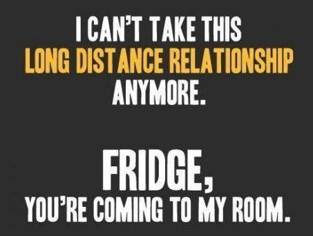 Funny Quotes – Long distance relationship