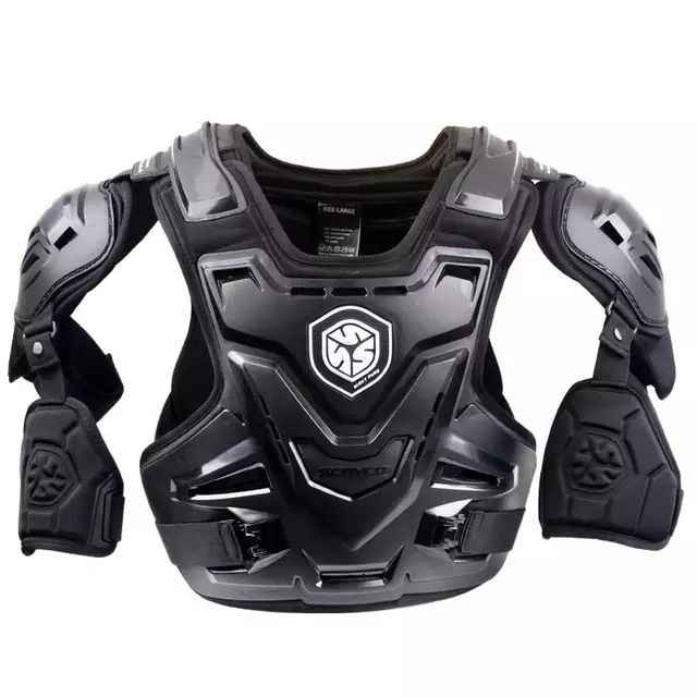 cbd946e4 SCOYCO AM07 Motocross Off Road Body Armor Motorcycle Arm Protector ...