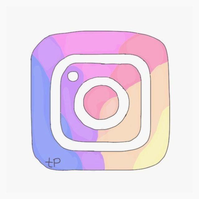 Frame Design Png Cute Stickers Instagram Logo Cute Kawaii Drawings