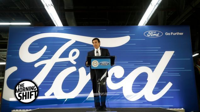 Ex-CEO Mark Fields To Receive $58 Million For 'Agreeing' to 'Resign' From Ford