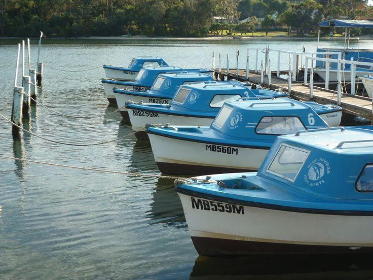 Boat hire Lakes Entrance