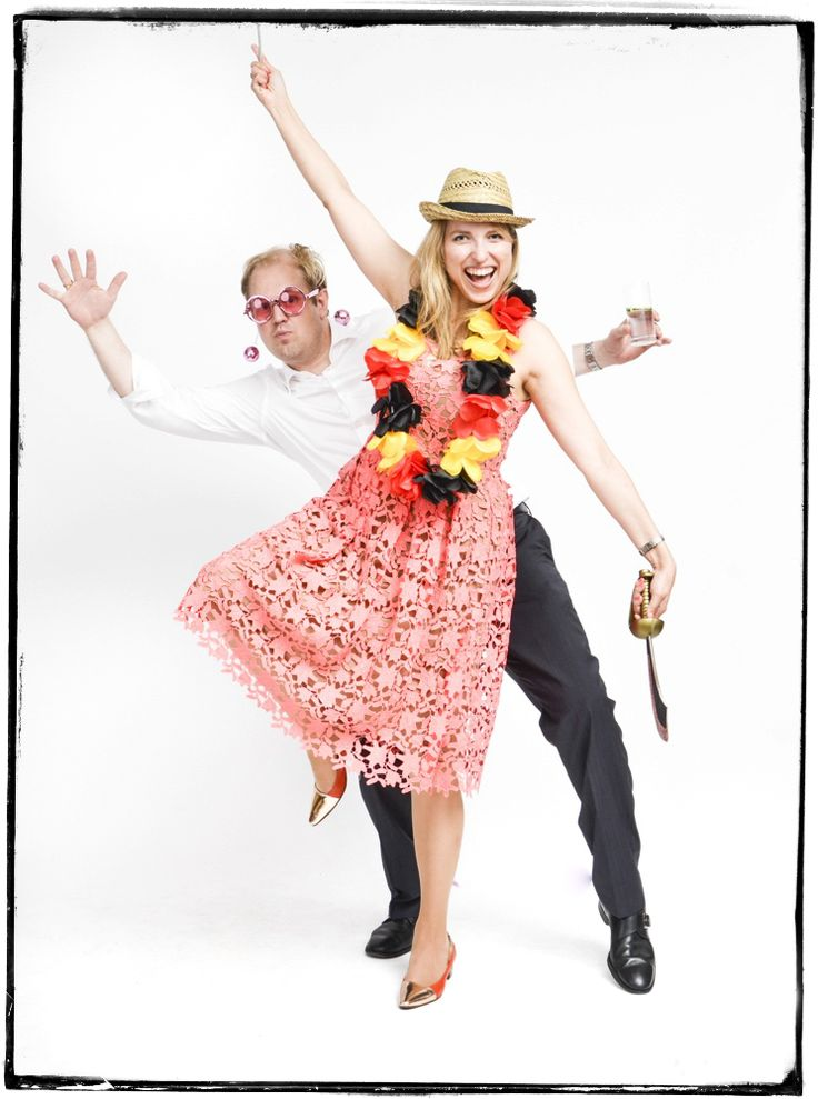 Profi- Fotobooth - Hochzeitsfotografie