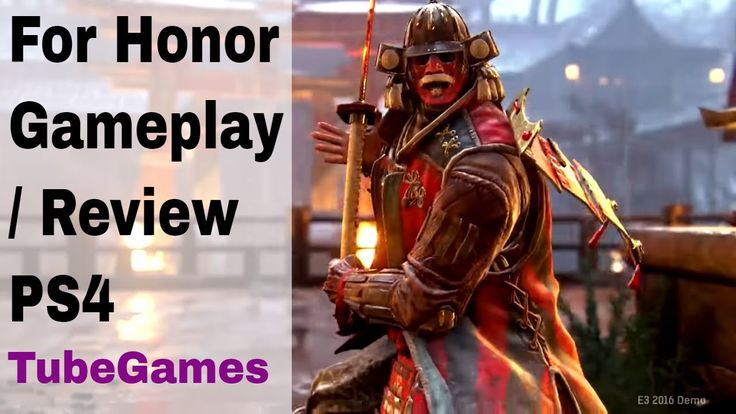 [Video] For Honor Gameplay / Review #Playstation4 #PS4 #Sony #videogames #playstation #gamer #games #gaming