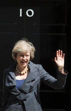 Großbritannien: Theresa May hatte die besten Nerven nach dem Brexit - Politik - Aktuelle Politik-Nachrichten - Augsburger Allgemeine