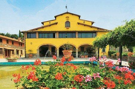 Italia - Toscana - Fattoria Degli Usignoli 4*