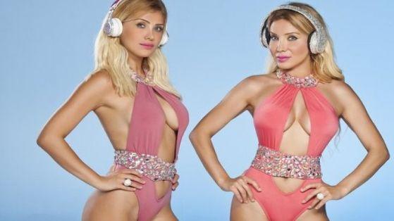 """Esra-Ceyda kardeşler Barbie bebek oldular  """"Esra-Ceyda kardeşler Barbie bebek oldular"""" http://fmedya.com/esra-ceyda-kardesler-barbie-bebek-oldular-h55305.html"""