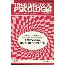 Resultado de imagem para livros de psicologia comportamental