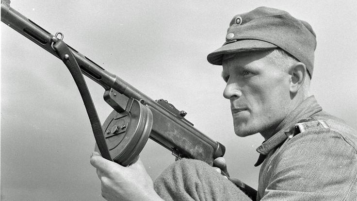 Jatkosodan legendaarinen konepistooli on edelleen rikollisten suosiossa