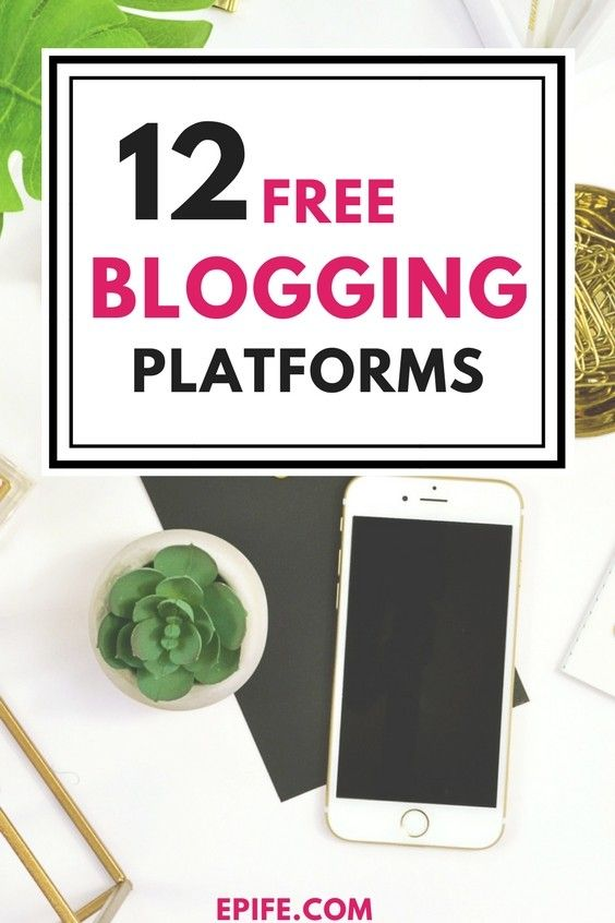 Are you looking for free blog sites to start a blog? I've combined a list of high-quality best free blogging platforms to publish your blog. Give these free blogging sites a look and choose what appeal you the most.
