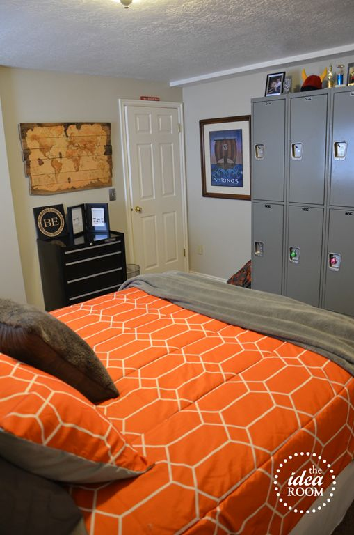orange and gray bedroom the world s catalog of ideas 16562