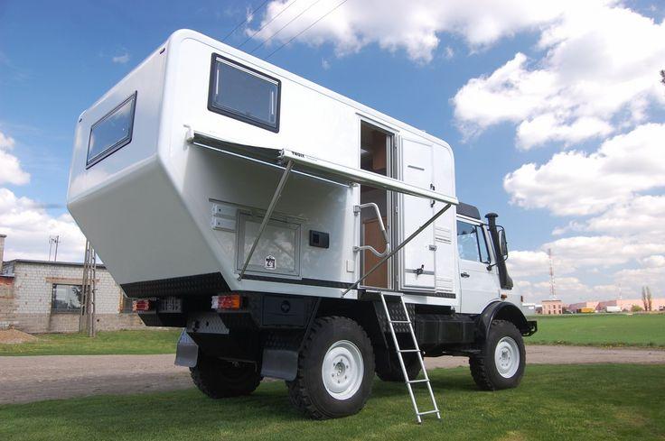 Camperspol (camping, campery, zabudowy, przyczepy)