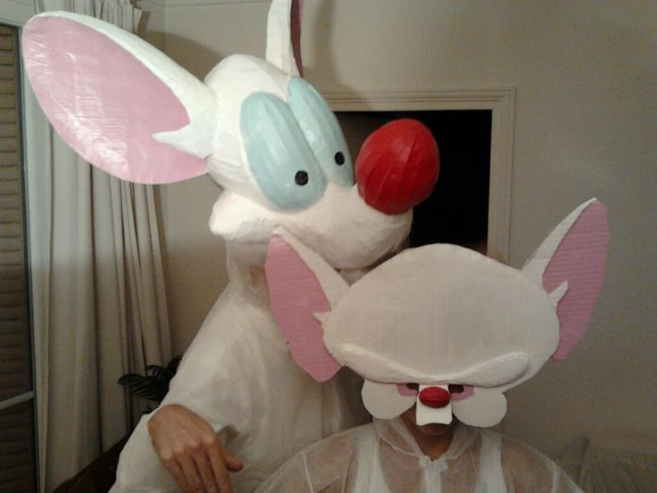 pinky and the brain costume.jpg 960×720 pixels