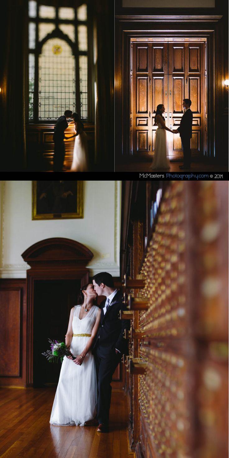Mutter Museum Wedding Photos