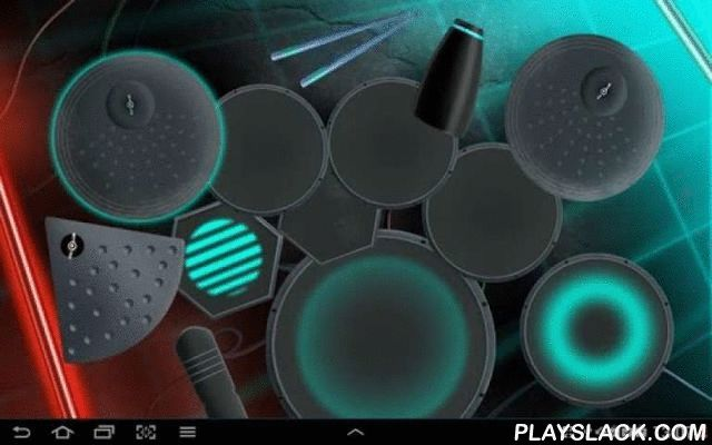 Best Electronic Drums  Android App - playslack.com , We have prepared a special the Best Electronic Drums (percussion) set for you! Try unique music instruments! This game is perfect both for experienced percussionists and amateurs (even for kids!). Making music never before has been so easy. Now you don't have to have your own studio.Features:- free- recording mode (you can make your own composition)- multitouch- a full acoustic set- 14 realistic sounds- choice of real musical instruments…