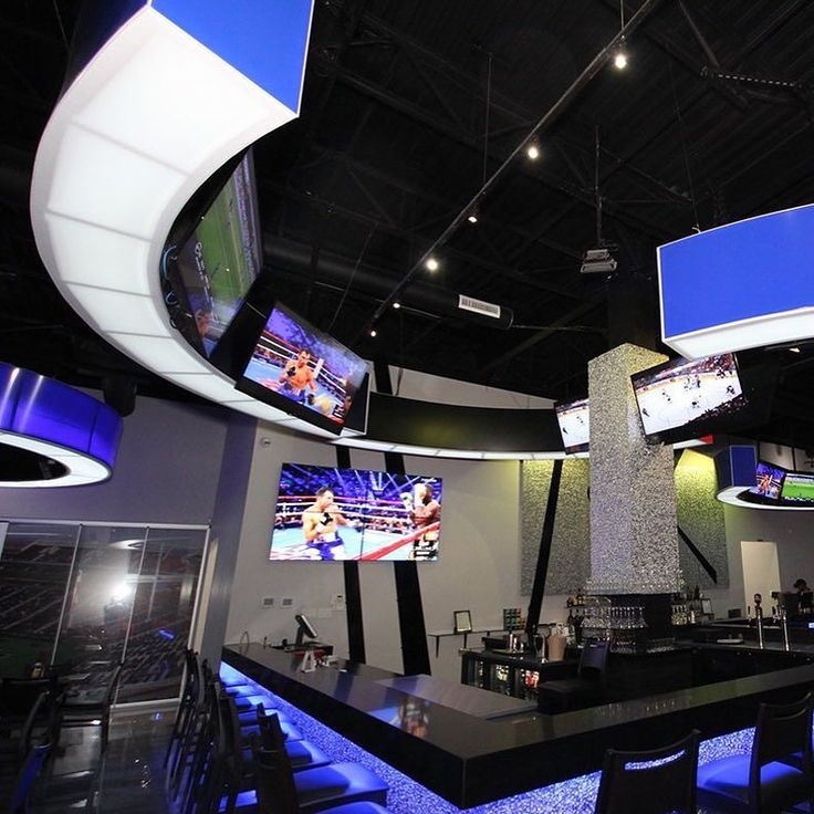 Commercial Lighting Grove City Oh: Best 25+ Sport Bar Design Ideas On Pinterest