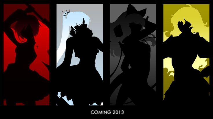 "RWBY ""Red"" Trailer ____________________________________________ I love this series so much! I can't wait for season 2."