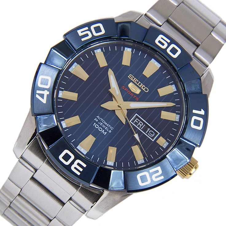 A-Watches.com - Seiko 5 Sports Blue Stainless Steel Case Automatic Luminous Hands Markers Gents Watch SRPA53K1 SRPA53, $170.00 (https://www.a-watches.com/seiko-5-sports-blue-stainless-steel-case-automatic-luminous-hands-markers-gents-watch-srpa53k1-srpa53/)