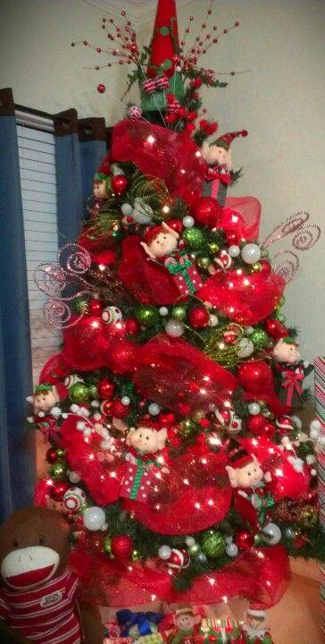 Best 25 Elf Christmas Tree Ideas On Pinterest Christmas