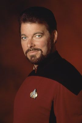 Jonathan Frankes (obviously, Star Trek TNG)