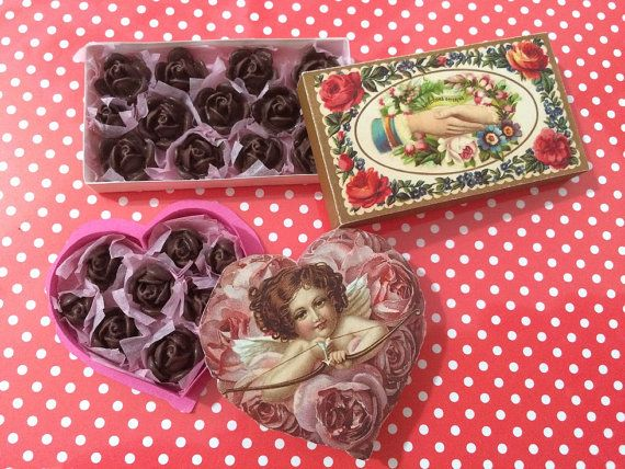 236 best Mini chocolate and sweets images on Pinterest   Dollhouse ...