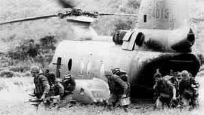 February 23,1968: Khe Sanh's Marine base is under attack again 1300 artillery rounds hit the base. Bunkers were rebuilt at Khe Sanh to cope with the rounds.    Reference:  Vietnam War (n.d) Wikipedia the free encyclopedia website. Retrieved on December 22,2012, from en.wikipedia.org