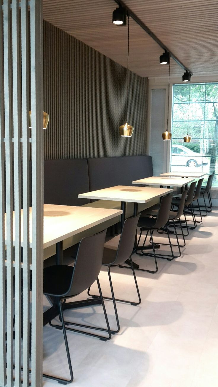 Design for Tesan restaurant in Espoo, Finland. Design by Jenni Koskela.