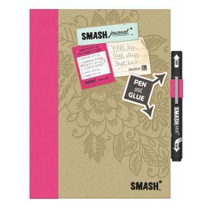 K PRETTY PINK Smash Folio