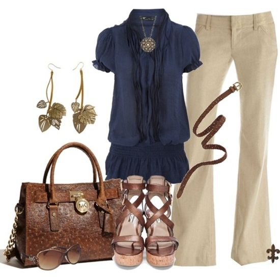 Work+Clothes+2012+|+Blue+Frills+|+Fashionista+Trends