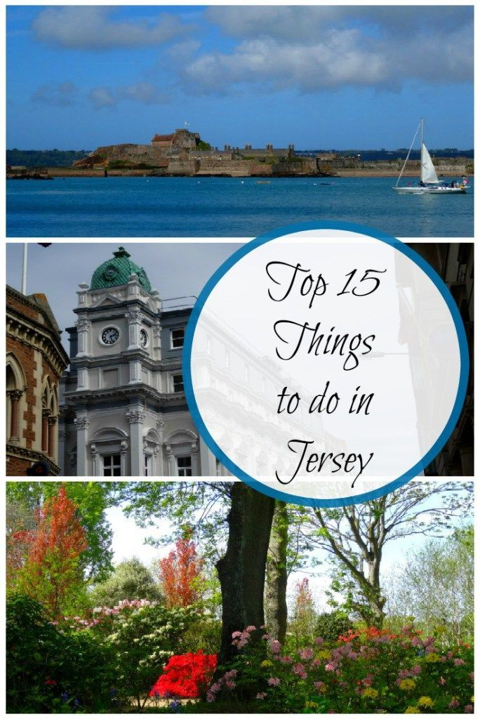 Top 15 Things to do in Jersey, The Channel Islands