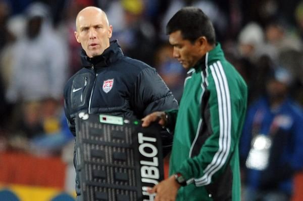 The Sports Xchange Former men's U.S. national team soccer coach Bob Bradley was fired as manager of Swansea of the English Premier League…