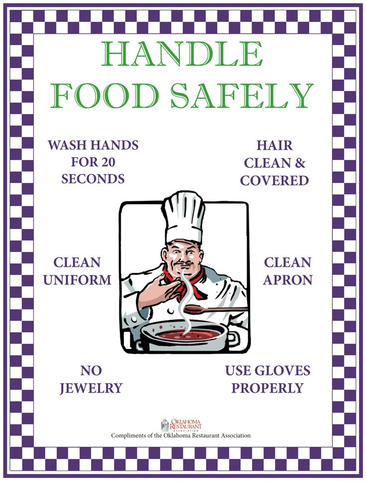 25 Best Ideas About Food Safety On Pinterest Food
