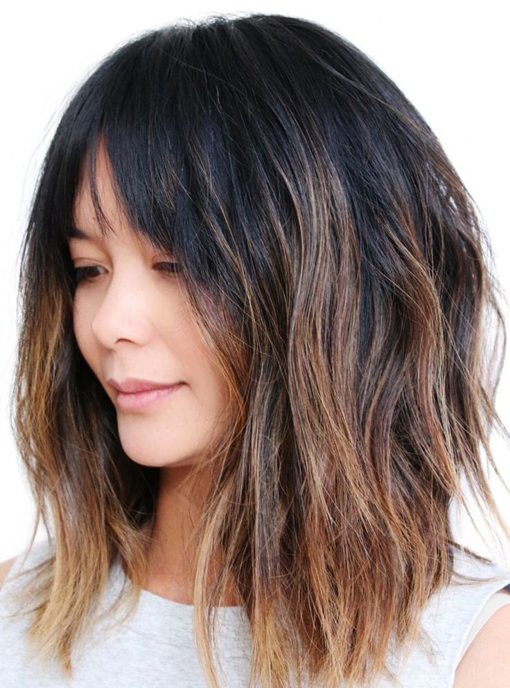 "The Top 5 Spring Hair Trends To Take L.A. #refinery29 http://www.refinery29.com/la-hair-stylist-spring-trends-2016#slide-3 BangsStylist: Anh Co TranSalon: Ramirez|TranWhat To Ask For: Baby bangs and an A-line lobTo be totally transparent, we did not see the <a href=""http://www...."