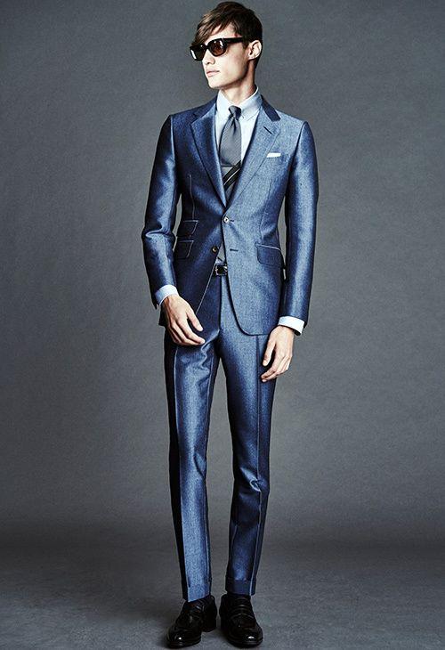 トム フォード 2016年春夏コレクション - 研ぎ澄まされた感性、60'sの力強さ | ニュース - ファッションプレス