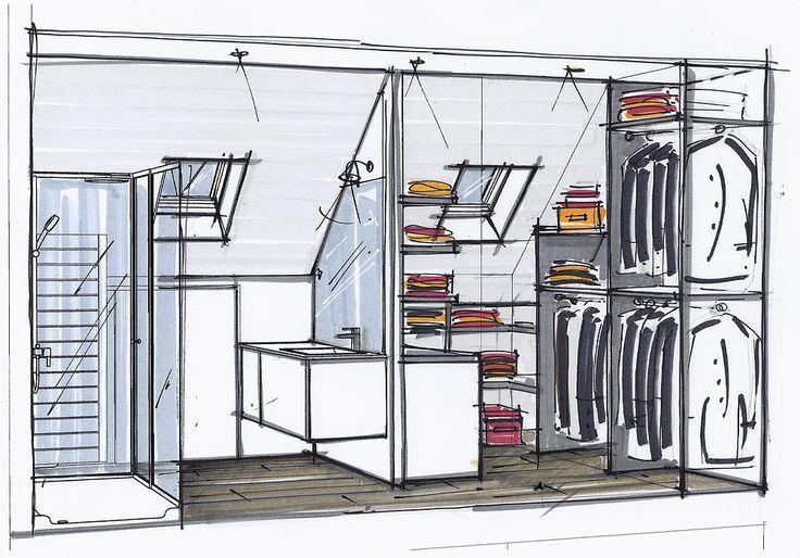 best 25 garage attic ideas on pinterest storage. Black Bedroom Furniture Sets. Home Design Ideas