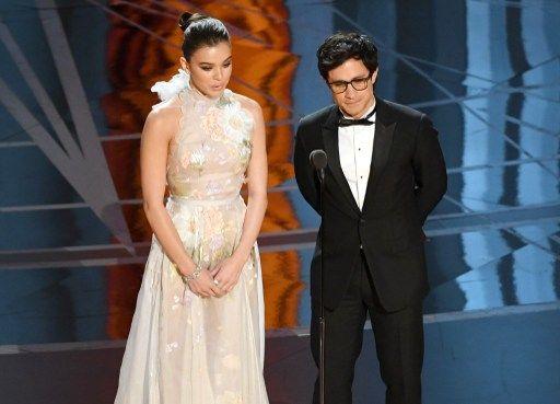 Premios Oscar: un discurso político y un grandísimo error