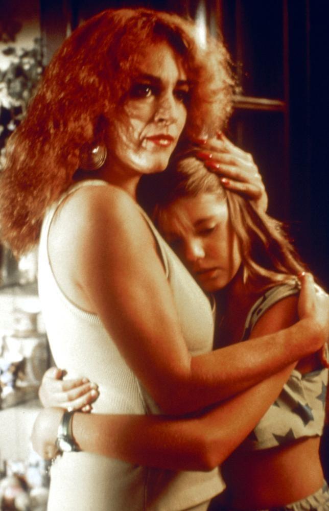Carmen Maura, Manuela Velasco, 1987 | Essential Gay Themed Films To Watch, Law of Desire (La Ley Del Deseo) http://gay-themed-films.com/watch-law-of-desire/