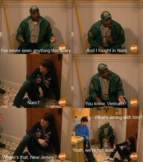 Drake and Josh, best show during my youth!